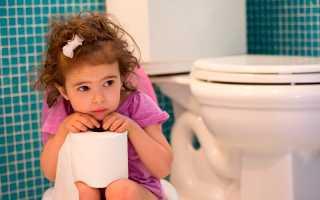 У ребенка понос и температура, что делать?