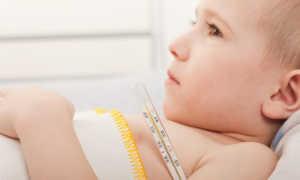 Сколько нужно держать ребенку ртутный градусник под мышкой?