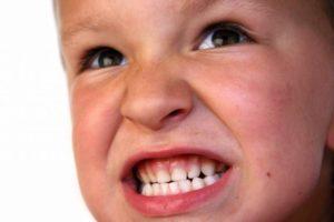 Скрежетание зубами у детей дошкольного возраста