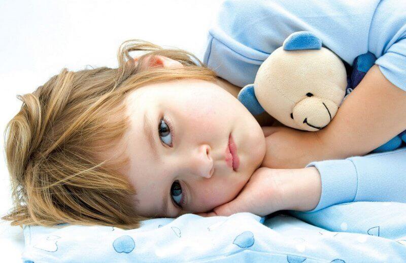 Не спит в детском саду