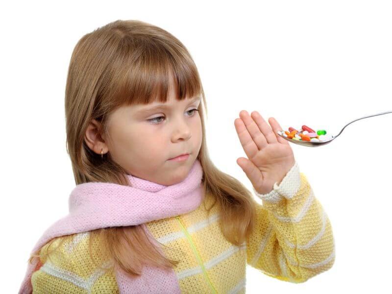 Нельзя давать детям анальгин