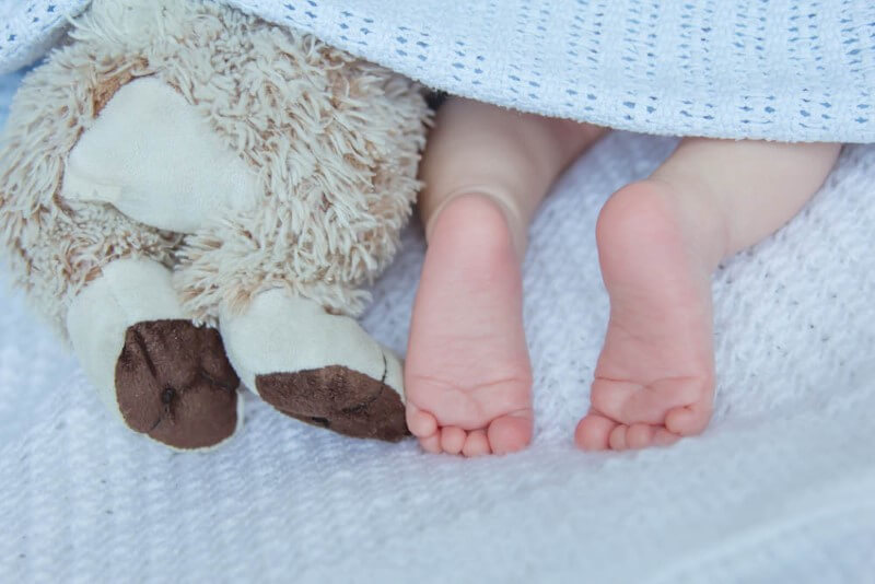 Ноги ребенка холодные