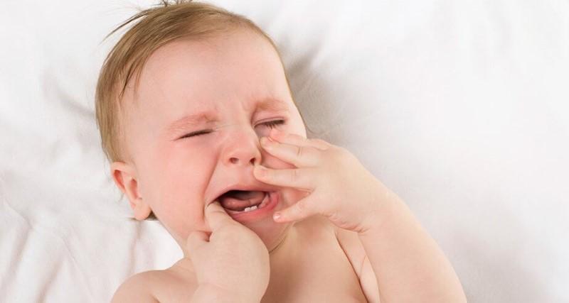 Снижение температуры при зубной боли у детей